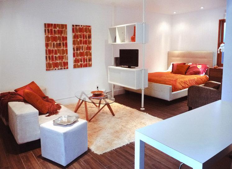 Современный Спальня by Urban Oasis
