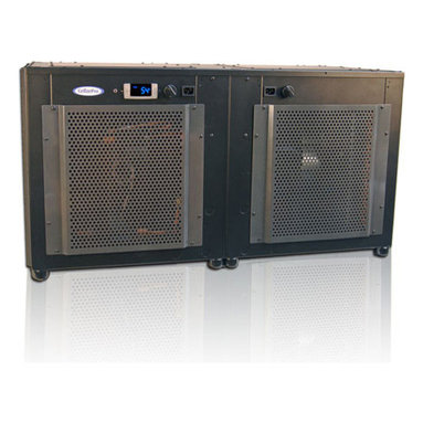 CellarPro Air Handler 8500 (Horizontal) - Designed for wine cellars up to 2500 cubic feet and rated for internal applications, CellarPro's Air Handler 8500SCh refrigeration system is a completely self-contained ducted system specifically designed for wine cellars, and is ready to use out of the box.