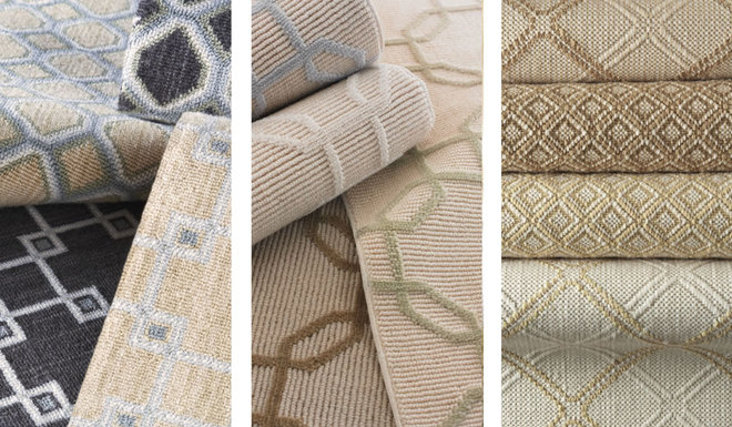 Eclectic Carpet Tiles by Hemphill's Rugs & Carpets