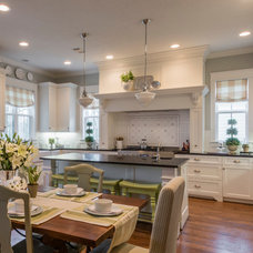 Traditional Kitchen by Architectural Photography Group
