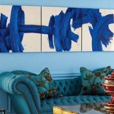 Eclectic Artwork by Horchow