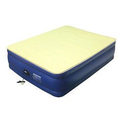 None - Airbed High Density 1-inch Queen-size Memory Foam Mattress Topper - The airbed high density memory foam mattress topper retains and remember the shape of one's body and maintains the imprint for longer. At over 4 pounds, the density of this topper is one of the best you can buy.