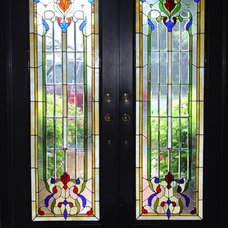Traditional Front Doors by Art Glass and Design