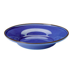 TRIVSAM Bowl, Blue - You can't beat Ikea prices. I love this bowl because oftentimes when it's dad's turn to cook he makes pasta, and I think this would be the perfect pasta serving bowl. Don't you?