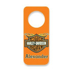 KidKraft Personalized Harley-Davidson® Boys Door Hanger - Serif Black - About KidKraftKidKraft is a leading creator, manufacturer, and distributor of children's furniture, toy, gift and room accessory items. KidKraft's headquarters in Dallas, Texas, serves as the nerve center for the company's design, operations and distribution networks. With the company mission emphasizing quality, design, dependability and competitive pricing, KidKraft has consistently experienced double-digit growth. It's a name parents can trust for high-quality, safe, innovative children's toys and furniture.