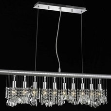Contemporary Chandeliers by WeGotLites