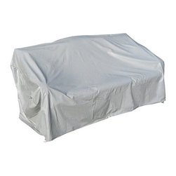 "Protective Covers - Protective Covers 1122 Weatherproof Cover for 2-Seat Wicker/Rattan ... - ""Protective Covers 1122 Weatherproof Cover for 2-Seat Wicker/Rattan Sofa, Oversize Made in sizes to fit most wicker/rattan sofas. Features a smart Velcro fastening system (where applicable). Covers are waterproof and have been UV treated to last years outdoors. Vinyl is soft and rich to the touch and will add luxury to your patio while protecting your furniture investment.Dimensions: 60″ x 41″ x 41″."""