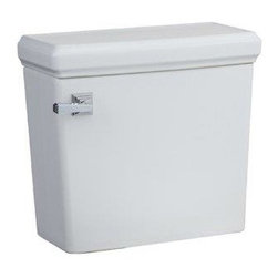 American Standard - American Standard Town Square FloWise Toilet Tank Only, White - Tank Only
