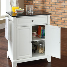 Transitional Kitchen Islands And Kitchen Carts by ivgStores