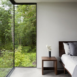 Quantum Windows & Doors | mw|works architecture - Jeremy Bitterman Photography: