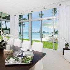 Modern Dining Room White House