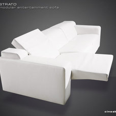 Sofas by Cineak Custom Home Theater Seats