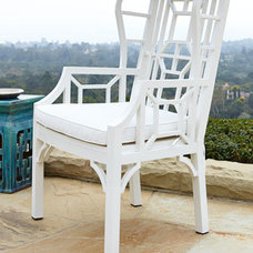 Traditional Outdoor Chairs by Horchow