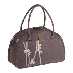 Lassig - Lässig Casual Shoulder Diaper Bag - 2001317 - Shop for Diaper and Bottle Bags from Hayneedle.com! As a mom-on-the-go you'll love the Lässig Casual Shoulder Diaper Bag. Made of durable yet very lightweight polyester fabric and designed to last this bag comes in your choice of colors. Large comfortable handles make carrying it comfortable even when you have a full load and you can always use the adjustable stroller straps if you prefer. Internal compartments line the inside to keep your keys smartphone and glasses close at hand. There's also a padded changing mat an insulated bottle holder a zippered pouch a removable compartment and a water resistant zipper pocket for damp items. Included stroller hooks makes it easy to hang this bag on your stroller for your convenience. All materials used to manufacture Lassig bags are free of PVC AZO Phthalates Nickel and Cadmium. Additional Features Zipper wet pocket for damp clothes Insulated removable bottle holder Zippered pouch Removable compartment for baby food jars About LässigGerman for casual Lässig is not only the company's motto but a lifestyle for the whole family. L&aumlssig believes in living with spirit and style and their goal is to design beautiful functional products and manufacture those products through sustainable practices using nontoxic and environmentally friendly components. Each L&aumlssig item is easy to care for durable and comfortable. They even utilize recycled and organic materials in many of their products. L&aumlssig proudly combines innovation fashion and safety without the use of PVC azo dyes phthalates nickel or cadmium. Live lightly! Live L&aumlssig!