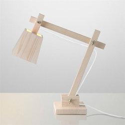 Muuto - TAF Architects - Wood Lamp -