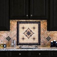 Contemporary  by American Tile and Stone/Backsplashtogo