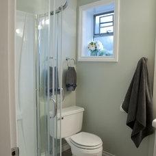 Contemporary Bathroom by Jil Sonia Interiors