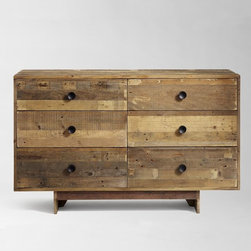 Emmerson 6-drawer Dresser - I love this dresser and think it would look great in any room, nautical themed or otherwise.