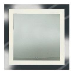 Access Lighting - Spa 1-lt Square LED Mirror - Spa 1-lt Square LED Mirror
