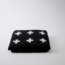 Contemporary Throws by Mjölk