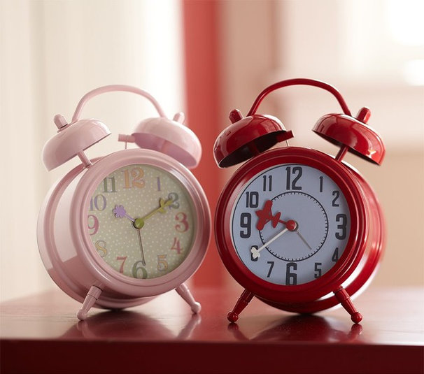 Traditional Kids Clocks by Pottery Barn Kids