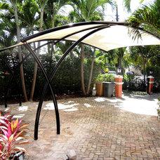 Modern Outdoor Umbrellas Recent Jobs