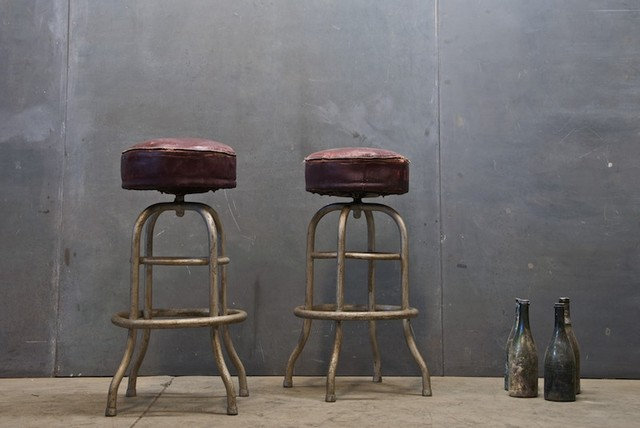 Traditional Bar Stools And Counter Stools by Modern50 | Artist Collective & Atelier