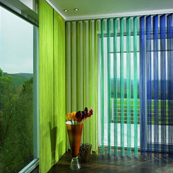 Cordon - Cordon string drapes are a modern, versatile and flame retardant treatment that can be layered, cut at angles and make a statement in any room.