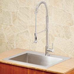 Lenova's Seven Elements of Sinks -