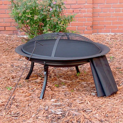 Portable Fire Pit - Portable Fire Pit for camping, weekends, holidays or just the backyard
