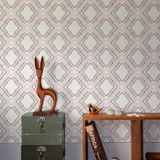 Modern Wallpaper by House & Hold
