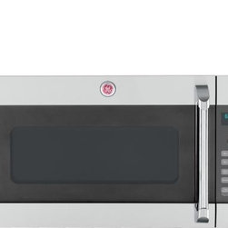GE Cafe Advantium 120 Above The Cooktop Oven - The GE Cafe Advantium 120 is an excellent above the range oven.  It features Speedcook Technology and 4 ovens in 1. It can broil, convection bake, proof, speecook; microwave, toast, and warm.  With so many options, this oven does it all.