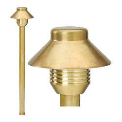 Cast Aluminum Copper LV Path Light LV-60 - Best Quality Lighting Copper LV 60 Copper Path Light