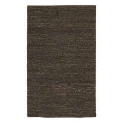 Surya - Hand Woven Continental Rug COT-1933 - 2' x 3' - Natural fibers woven in loops bring a casual look to any home decor. Designed with various fashion colors bring a solid impact to home decor. Hand woven in India from 1% natural fiber, the Continental Collection is a new trend.