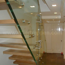 Modern  by Siller Stairs