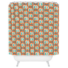 Modern Shower Curtains by DENY Designs