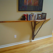 Rustic Side Tables And End Tables by Hearthwoods Custom Furnishings