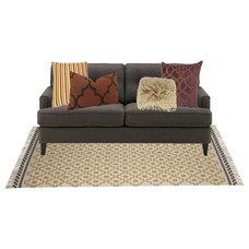 Centsational Girl » Blog Archive » Sofa Pillow Styling: Basic Tips