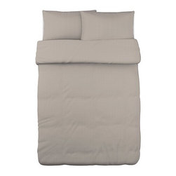 Charlotte Skak - OFELIA VASS Duvet cover and pillowcase(s) - Duvet cover and pillowcase(s), beige