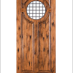 OLD WORLD ENTRY DOORS MODEL # 154 Salta