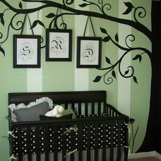 Modern Wall Decals by Anita Roll Murals