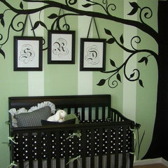 modern decals by Anita Roll Murals