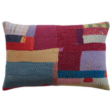 mediterranean pillows by John Robshaw Textiles