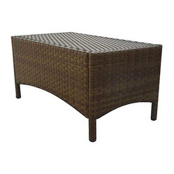 Panama Jack St. Barths Rectangular Coffee Table