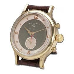 Uttermost - Wristwatch Alarm Round Imperial - Wristwatch Alarm Round Imperial
