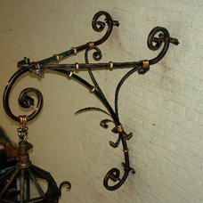 Home Fencing And Gates by architectural traditional  metal  iron work