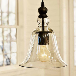 LOFT Antique Clear Glass Bell Pendant Lighting - http://www.phxlightingshop.com/index.php?main_page=advanced_search_result&search_in_description=1&keyword=9641