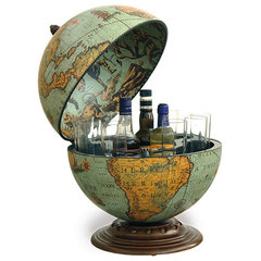 traditional bar tables by Bar Globe World