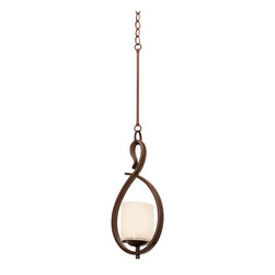 KALCO Lighting 2996TN Stapleford Tuscan Sun Mini Pendant - KALCO Lighting 2996TN Stapleford Tuscan Sun Mini Pendant*Number of Bulbs: 1*Bulb Type: 60 Watt Candelabra*Bulb Not Included*Collection: Stapleford*Weight: 3*Safety Rating: UL/cUL Listed for Dry Locations