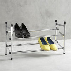 Contemporary Shoeracks by Crate&Barrel